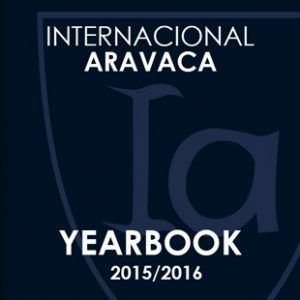 Yearbook Colegio Internacional Aravaca 2015/2016
