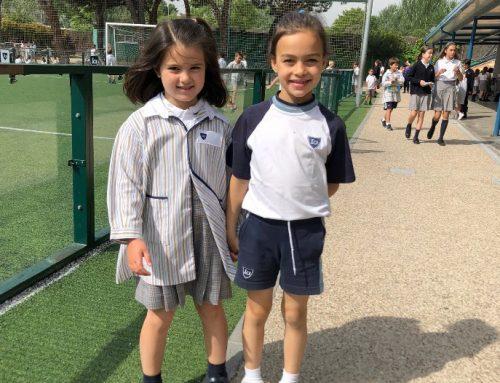 Apadrinamientos entre Infantil y EPO
