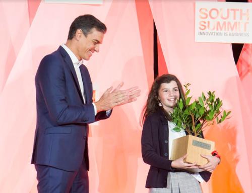 IA ganador en South Summit 2018