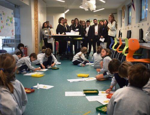 46 Colegios Latinoamericanos visitan IA